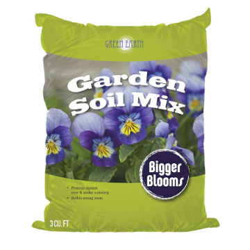 mulch or soil bags